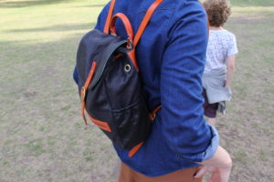 Carla mini me backpacks