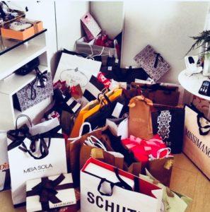 Shopping harder